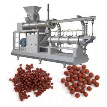 Factory Price Floating Sinking Aquatic Feed Machine Fish Feed Extruder Feed Pellet Granulator Production Line
